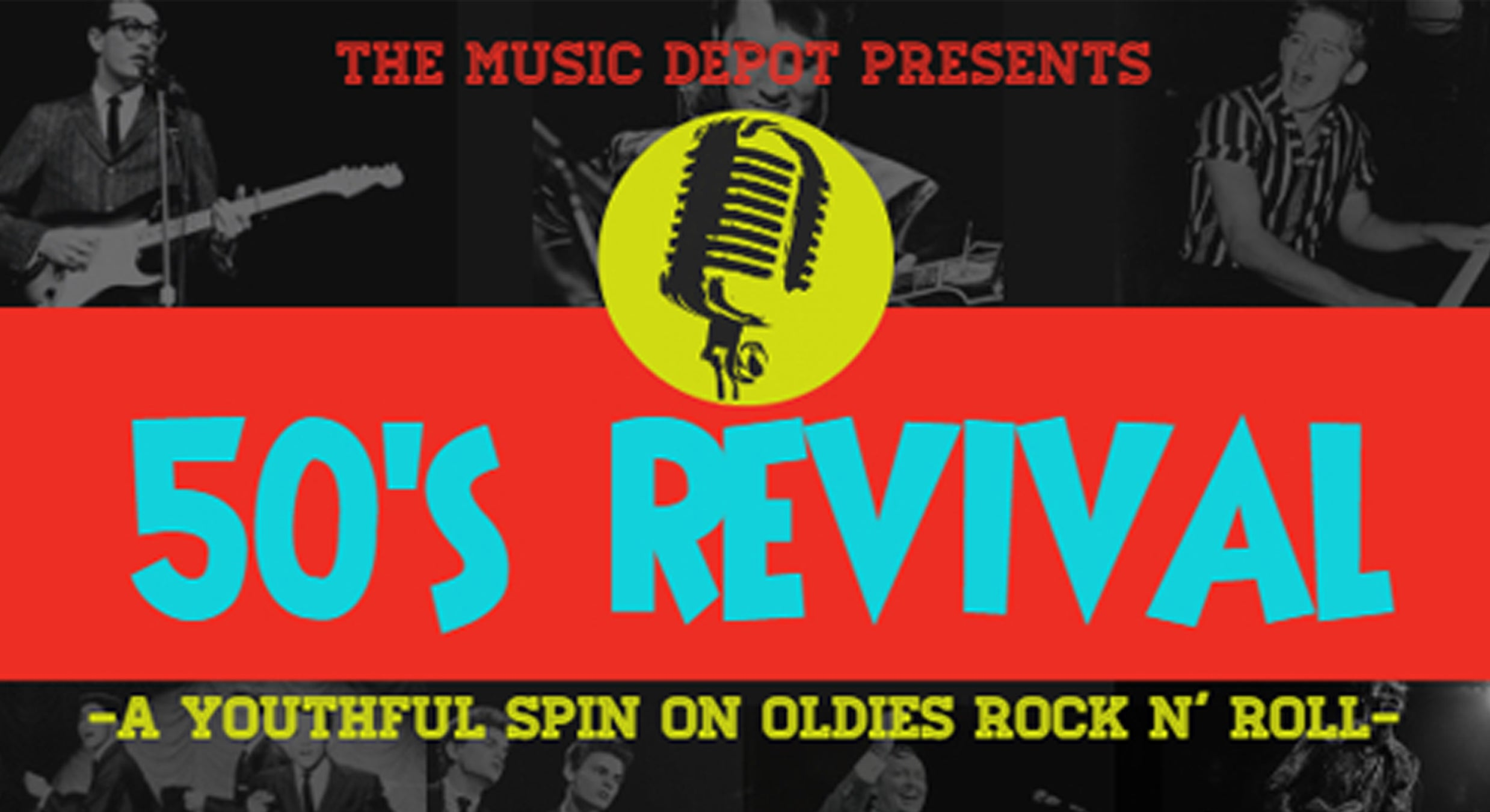 Book a Band Niagara - 50's Revival, A Youthful Spin on Oldies Rock N' Roll