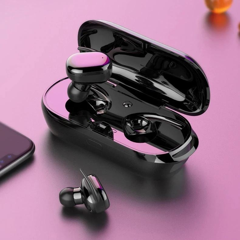 Touch Control Wireless Bluetooth Waterproof Earbuds