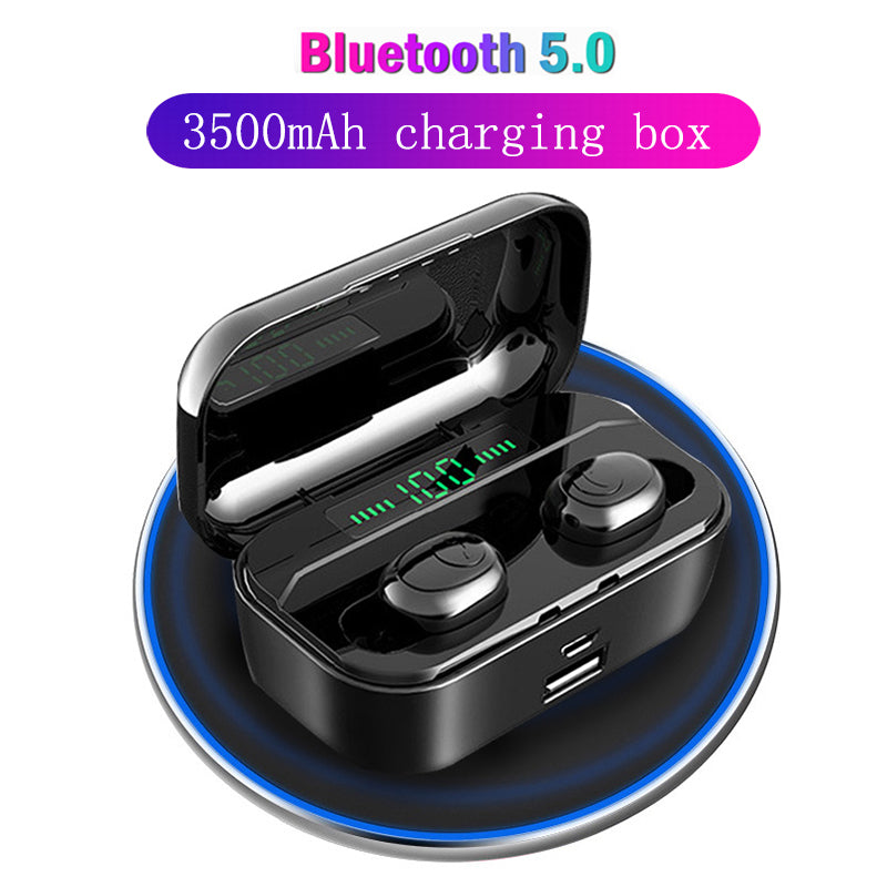 (50% OFF)G6S Wireless Bluetooth Earbuds Stereo Sound