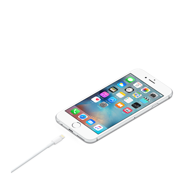 CABLE LIGHTNING A USB-A APPLE DE 1m