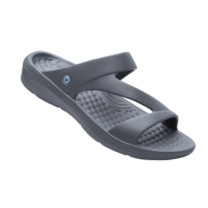 Womens Z Strap Sandal - Grey