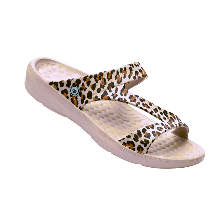 Women's Everyday Sandal - Leopard