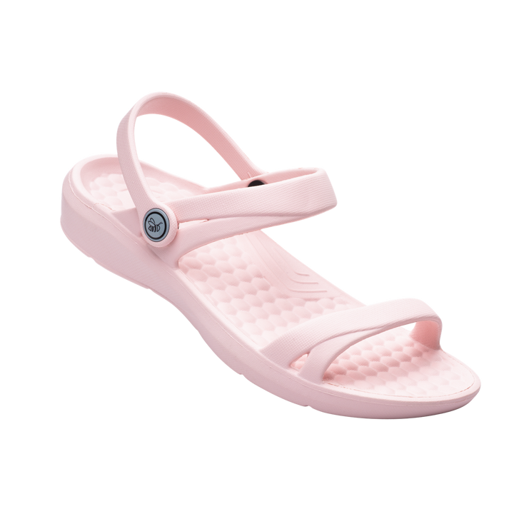 Pale Pink Women's Dance Sandals