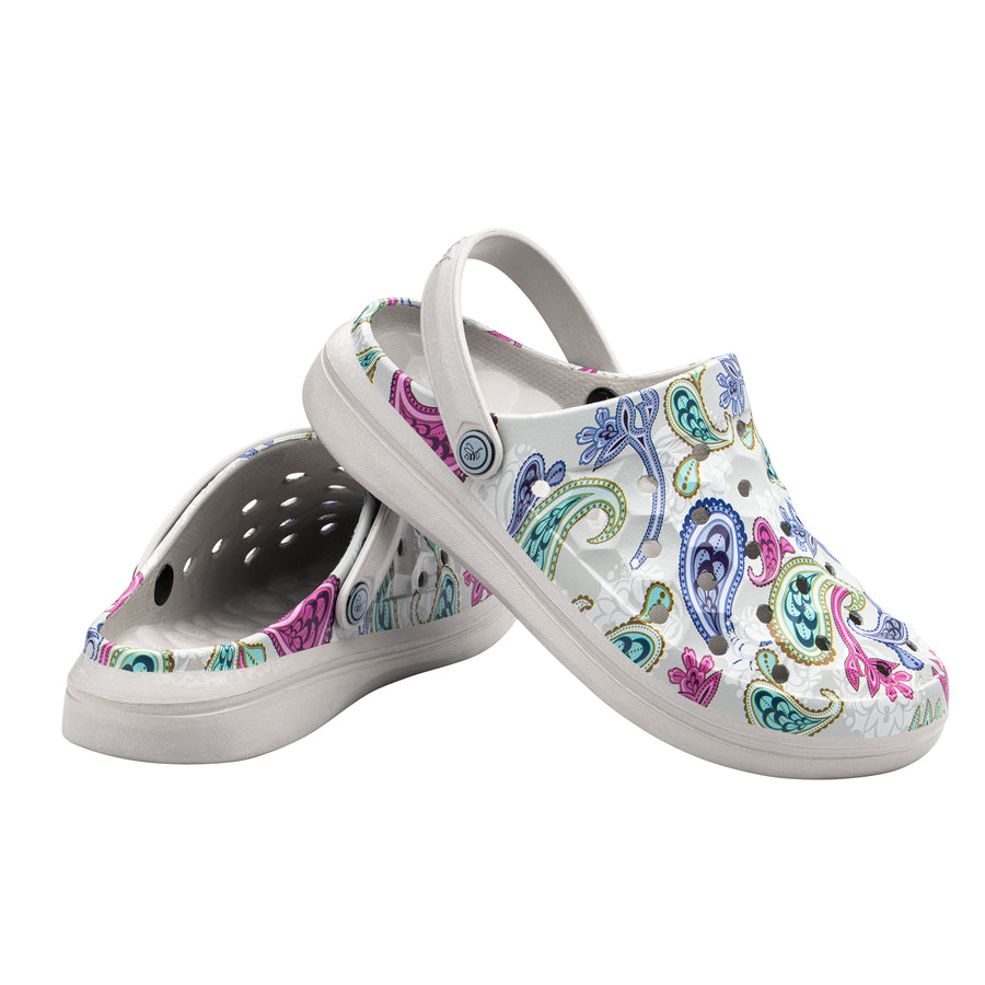 Women's Varsity Clog Graphic