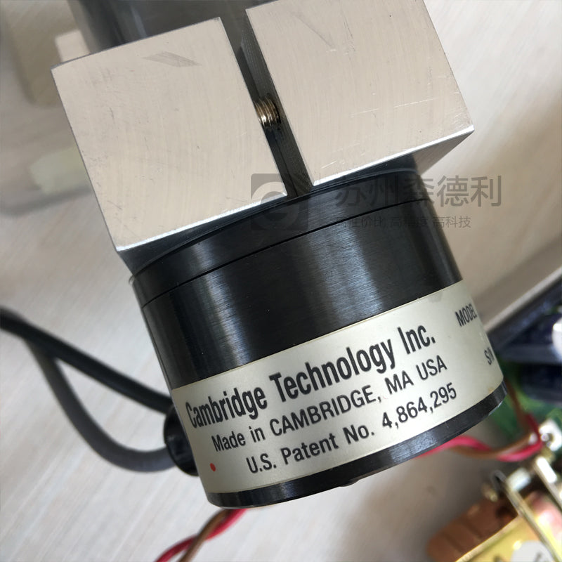 USED Cambridge Technology CTI Laser Galvanometer 6870*389 & Driver 993843 - SDL Industrial Club