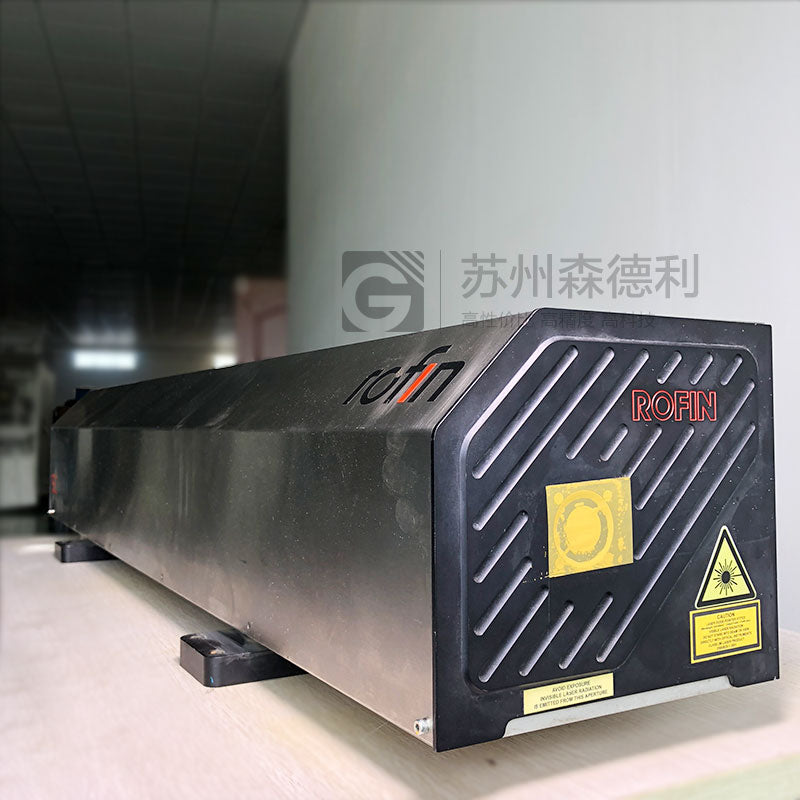Used Coherent-Rofin SCX30 300W CO2 Laser Tube - SDL Industrial Club