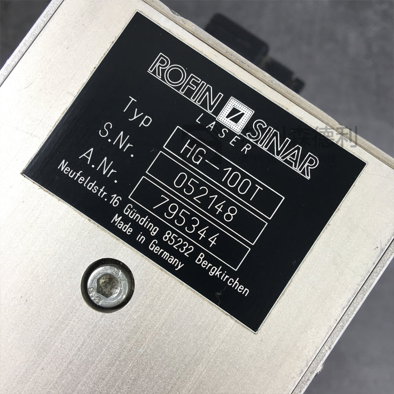 Rofin HG-100T Q-Switch RF Generator For Rofin Sinar LASER MARKER - SDL Industrial Club