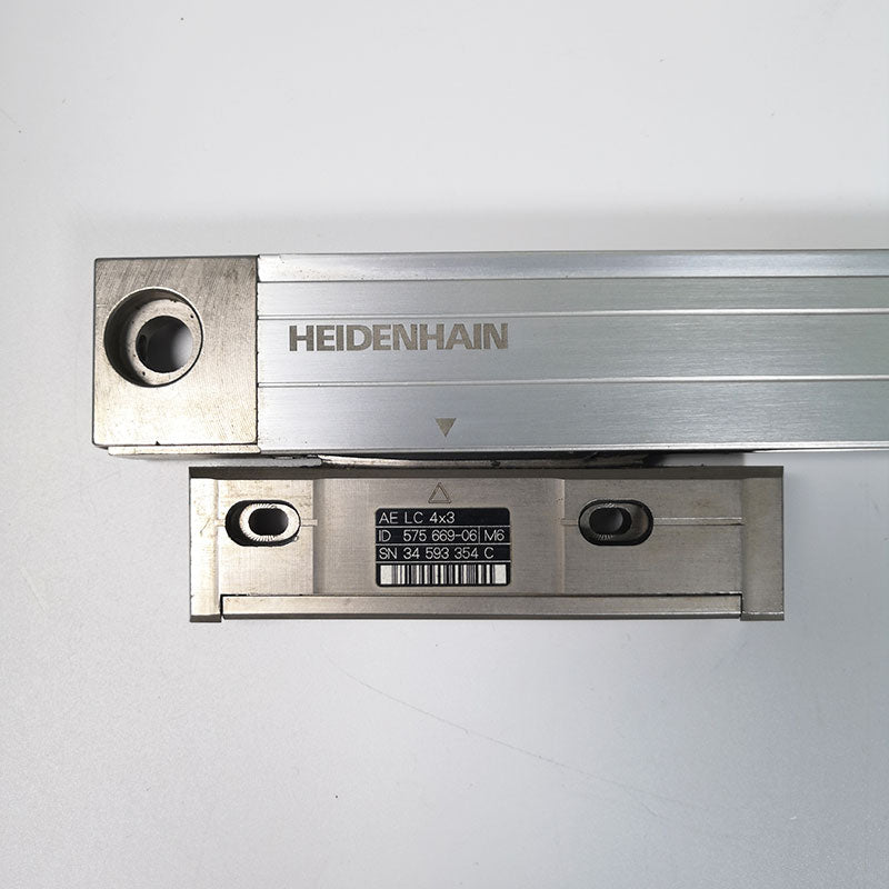 Used Heidenhain LC483 ML1020MM Linear Encoder - SDL Industrial Club