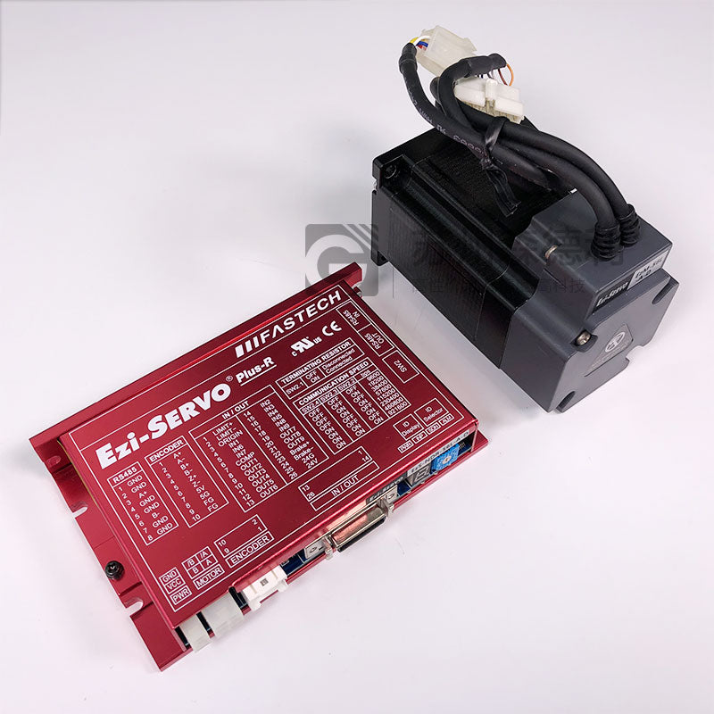 EZI-SERVO EZM-56L-A-D/EzS-NDR-56L-A-D Motor And Driver New - SDL Industrial Club