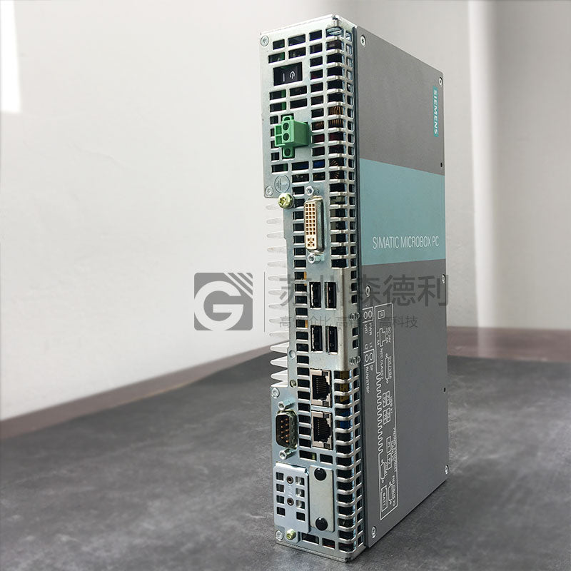 NIB Siemens 6ES7647-7BJ40-4AB0 Simatic IPC427C Microbox PC - SDL Industrial Club
