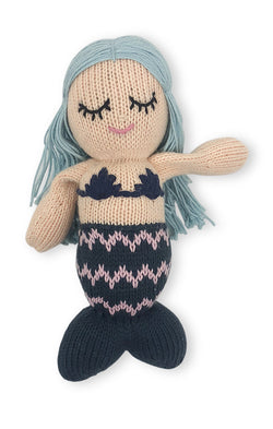 Penelope the Mermaid Rattle Buddy