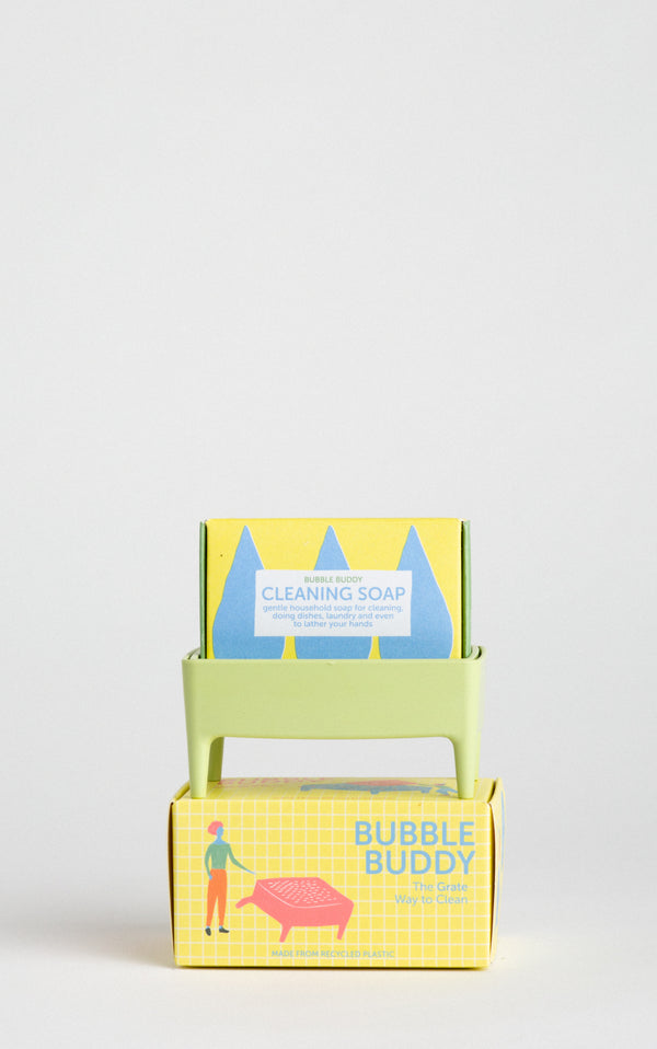 Bubble Buddy Pistachio Kitchen Kit