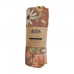 Spring Blossom (Clay) Swaddle