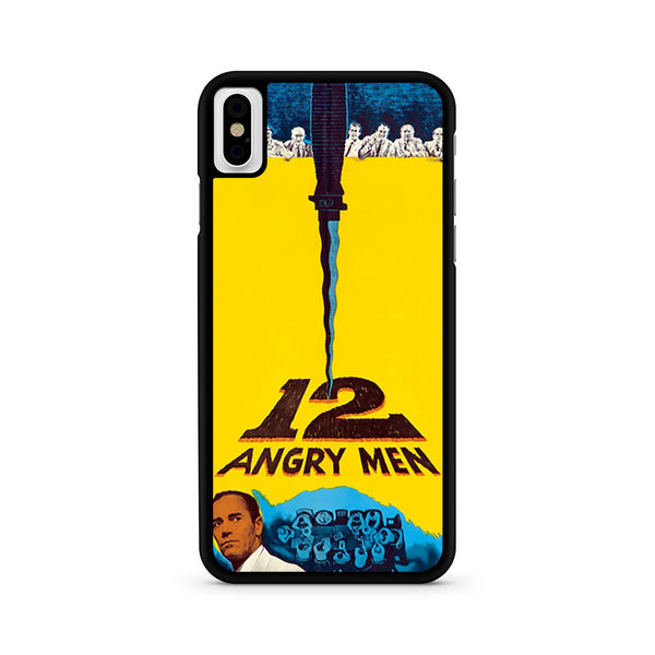 12 Angry Men iPhone X/Xs Case