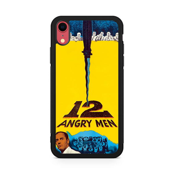 12 Angry Men iPhone XR Case