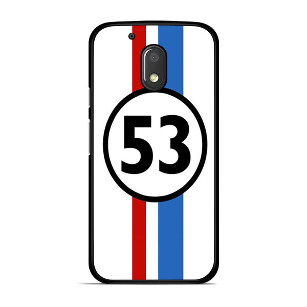 53 Martini Racing Team Motorola Moto G4 Play Case