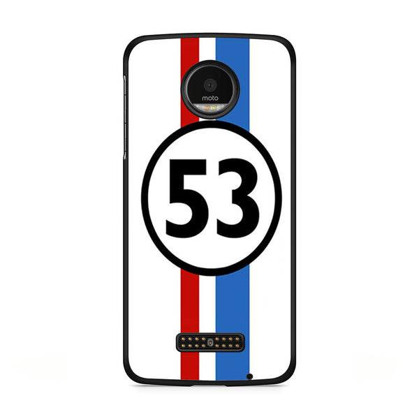 53 Martini Racing Team Motorola Moto Z / Moto Z Droid Edition Case