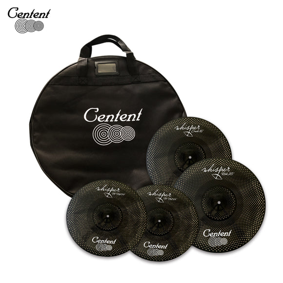 Low Volume cymbal set