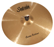 "Load image into Gallery viewer, Soultone Custom Brilliant 19"" Crash"