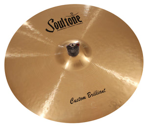 "Soultone Custom Brilliant 20"" Crash"