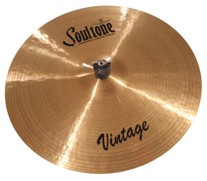 "Soultone Vintage 17"" Crash"