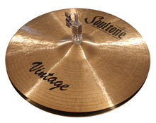 "Load image into Gallery viewer, Soultone Vintage 14"" Hi-hat"