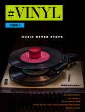 Load image into Gallery viewer, #VINYL 創刊号 8月5日発売