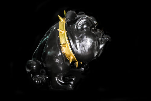 Bandit Bulldog - Black Design
