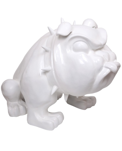 Bandit Bulldog - White Design