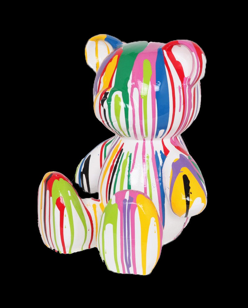 Teddy Bear - Trash Design