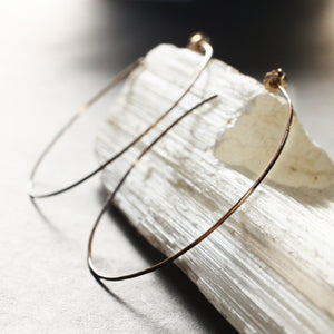 Golden Cycle Earrings