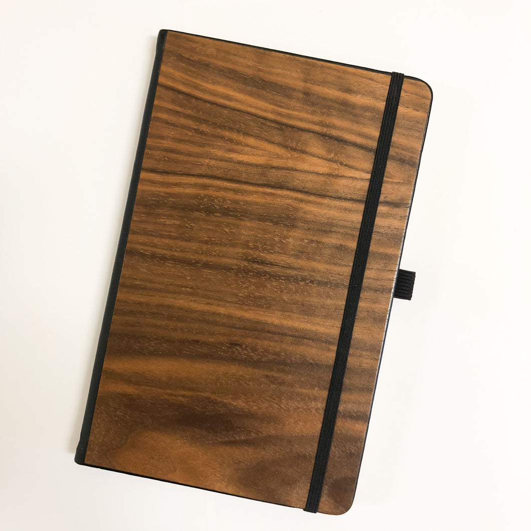 Wood Covered Journal