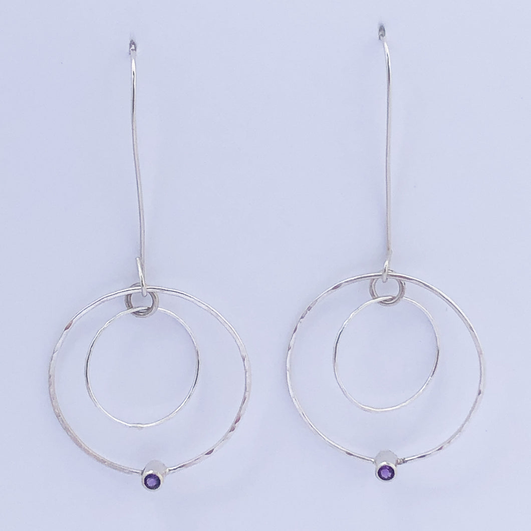 Spiritual Center Earrings