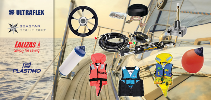 Boating and Yacht Supplies for Safety - Required and Recommended