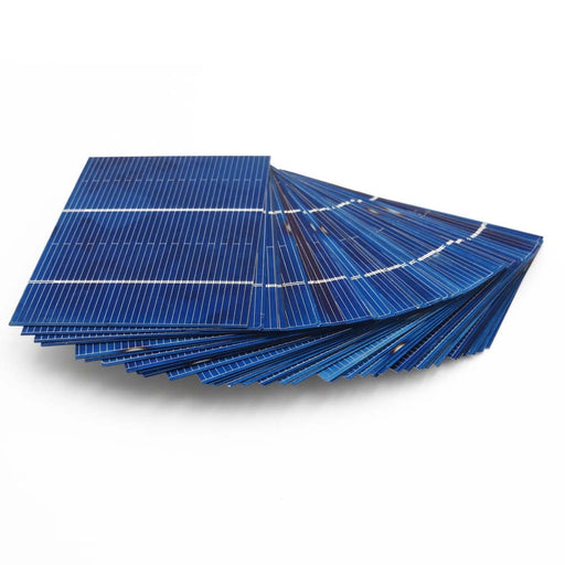 50Pcs 78x52mm Solar Panel DIY Solar Cells Polycrystalline Photovoltaic Module DIY Solar Battery Charger Painel Solar 0.66Watt - PanasiaMarine.Com