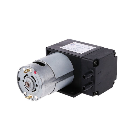 SAILFLO 12V Mini Vacuum Pump 8L/min High Pressure Suction Diaphragm Pumps with Holder - PanasiaMarine.Com