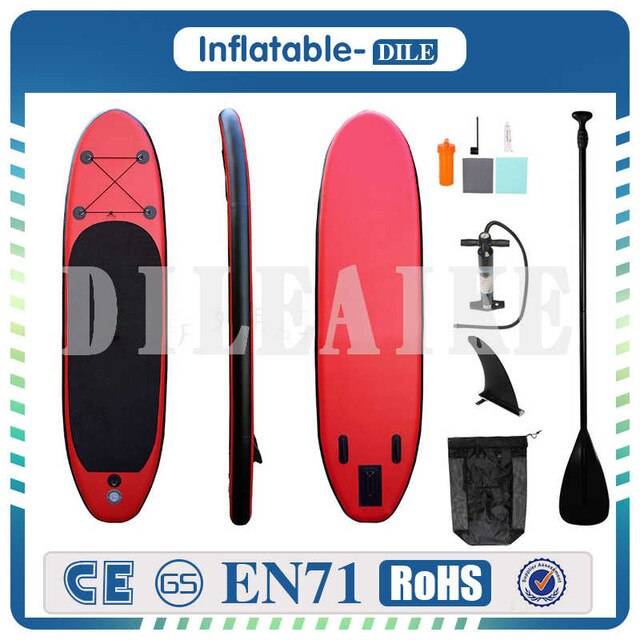 New  arrival 305x76x15cm surf Foam standup paddleboard inflatable surfboard SUP stand up paddle board - PanasiaMarine.Com