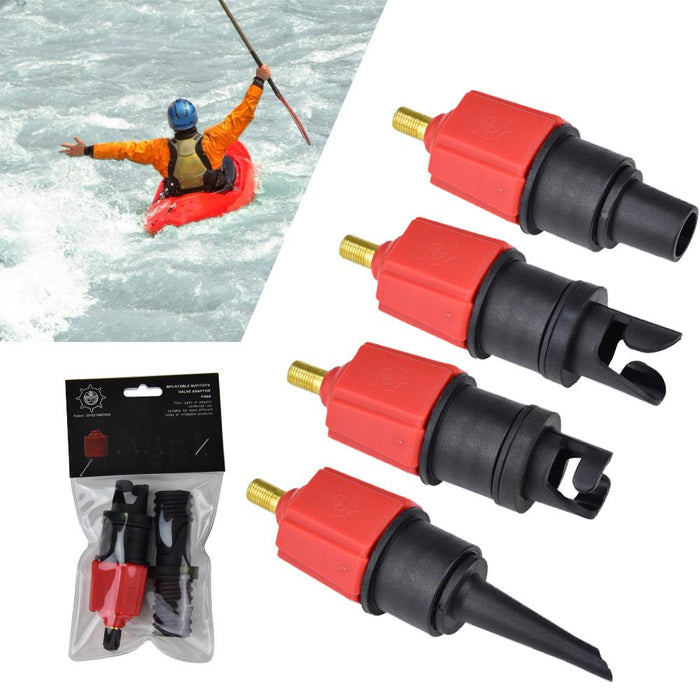 Air Valve Adapter For Surf Paddle Board - PanasiaMarine.Com