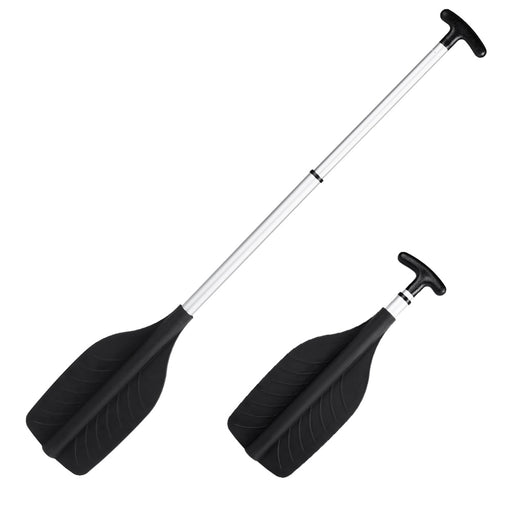 Telescoping Paddle Detachable Float Boating - PanasiaMarine.Com