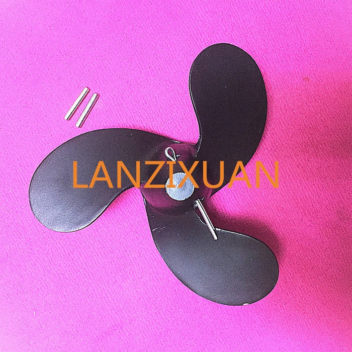 F6 309-64107-0 30964-1070M Aluminum Alloy Propeller for Tohatsu Nissan 2.5hp 3.5hp / Mercury 3.3hp outboard motors 7.4 X 5.7 - PanasiaMarine.Com