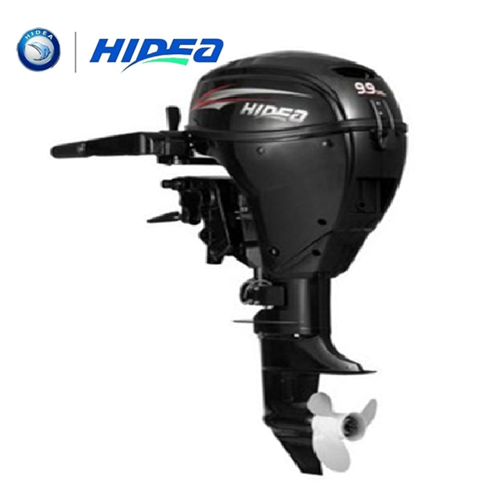 Hidea Wholesale and Retails Water Cooled 4-stroke 9.9HP marine engine outboard motor for boats long shaft marine outboard engine - PanasiaMarine.Com