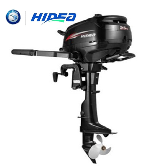 Hidea 4 stroke 2.5hp short shaft outboard motor with Hand startover  Marine Engine boat kayak - PanasiaMarine.Com