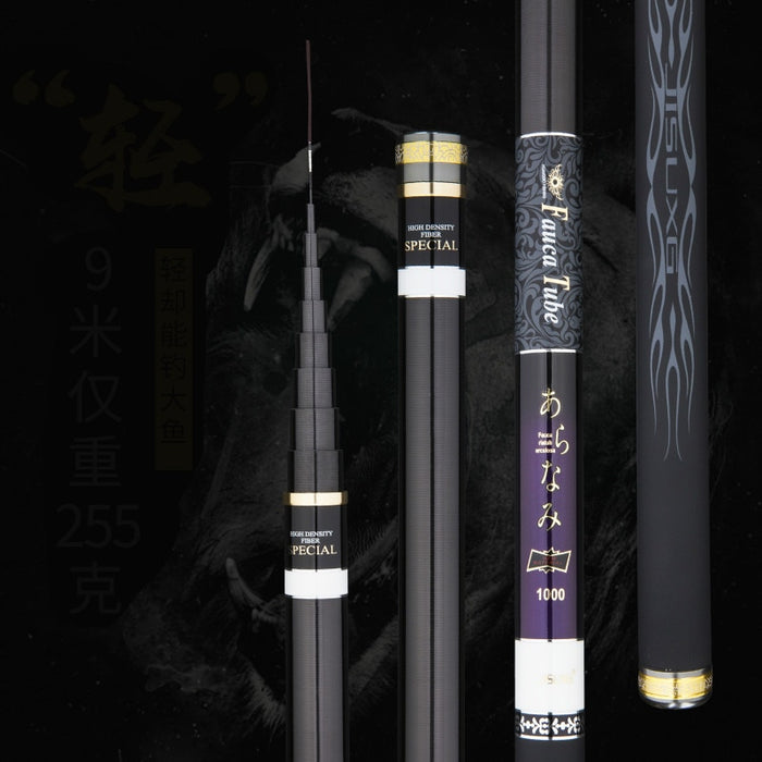 Stream Rod Long Sections 9m Fishing Olta Telescopic Super Light Ultra Hard Hand Pole 28 Tonalty Canne Pesca Olta Fishing Tackles - PanasiaMarine.Com