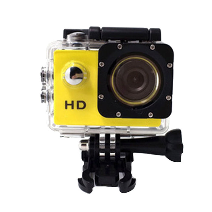 OWGYML Outdoor Sport Action Mini Camera Waterproof Cam Screen Color Water Resistant Video Surveillance Underwater Camera - PanasiaMarine.Com