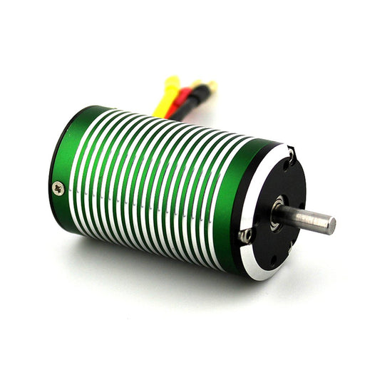 X-TEAM XTI-3660 3800KV 5mm Brushless Sensorless Motor for 1:8 RC Car Buggy/500-650mm RC Boat Ship/80mm EDF Parts - PanasiaMarine.Com