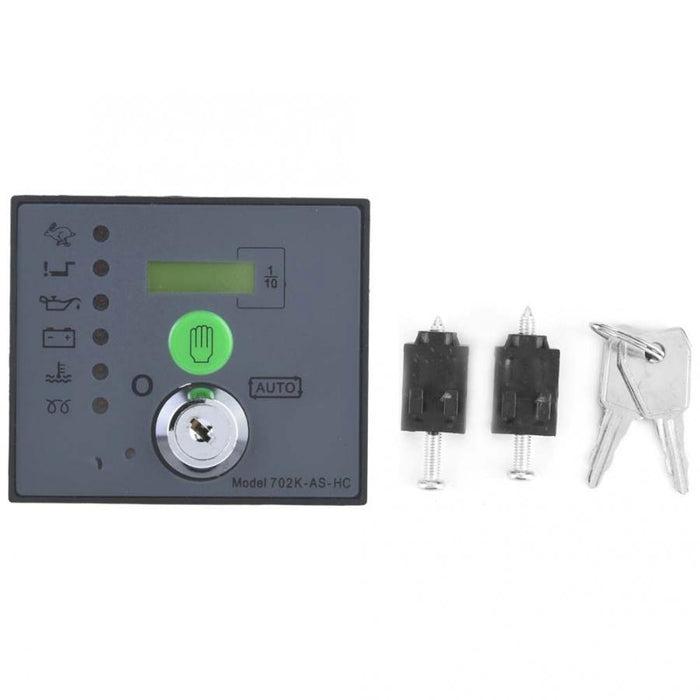 diesel engine DSE702AS Electronic Auto Start Generator Controller Module Control Panel LCD Display gas carburetor - PanasiaMarine.Com