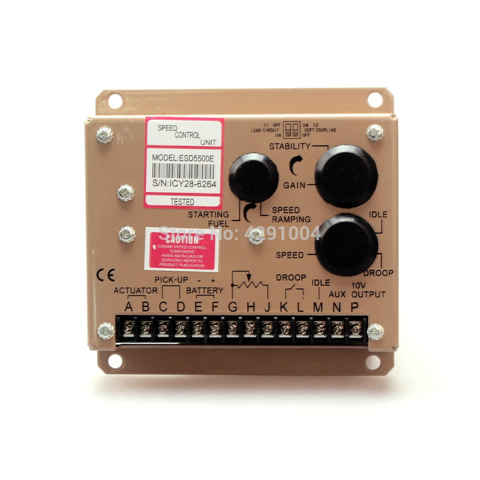 5500E ESD5500 ESD5500E High Quality Diesel Engine Speed Control Unit Governor for Diesel Generator Set - PanasiaMarine.Com