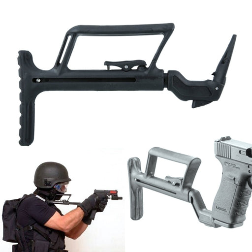 Tactical Telescopic Adapter Supports Rifle Docking Glock G17 / G18 / G19 Hunting Accessories - PanasiaMarine.Com