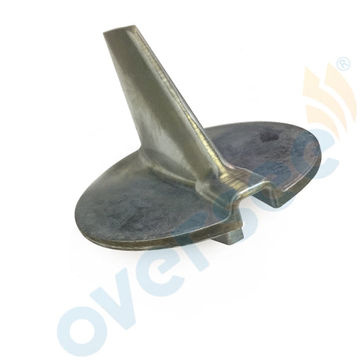 OVERSEE 6E5-45371-10 Trim Tab For Yamaha 90HP 115HP 150HP 175HP Outboard Engine - PanasiaMarine.Com