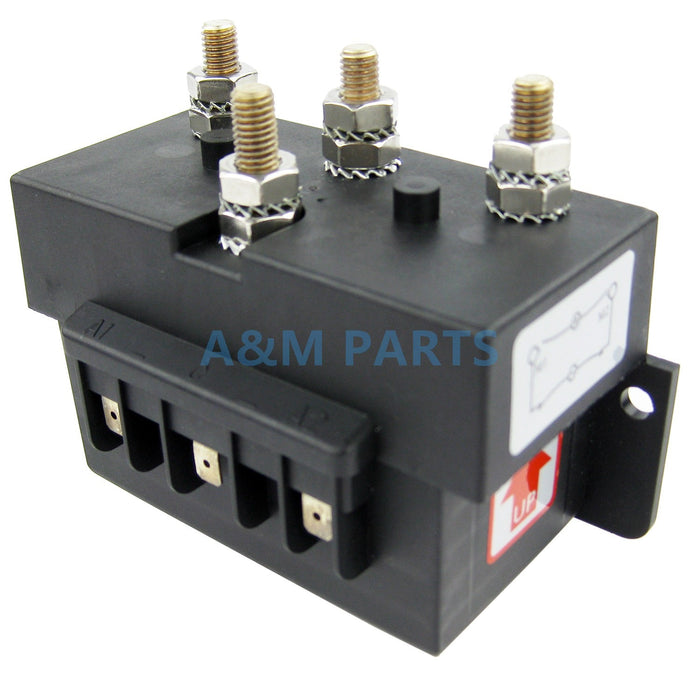 Anchor Windlass Reverse Solenoid Control Box For Marine Boat Anchor Winch 12V 1500W Max - PanasiaMarine.Com